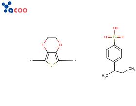 聚(3,4-乙烯二氧噻吩)- 聚苯乙烯磺酸 (PEDOT/PSS)