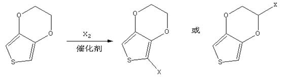 乙烯能发生取代反应_EDOT现有反应及预测